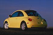2000 VW New Beetle 1.8T