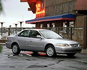 Used Vehicle Review: Honda Accord, 1998 2001 used car reviews honda