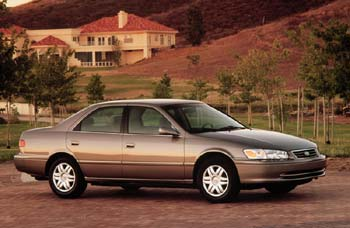Used Vehicle Review: Toyota Camry, 1997 2001   toyota