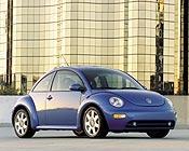 2001 VW New Beetle GLX