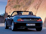 2001 BMW Z3 2.8