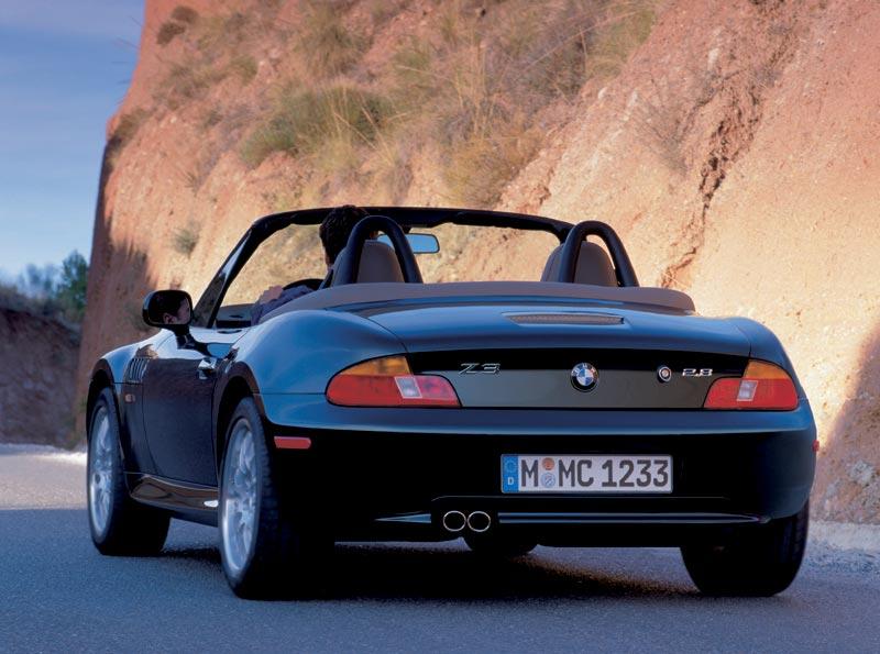 1996 Bmw Z3. 2001 BMW Z3 2.8,