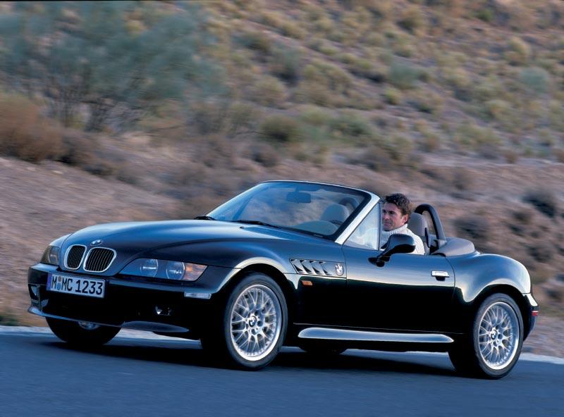 1996 Bmw Z3. 2001 BMW Z3