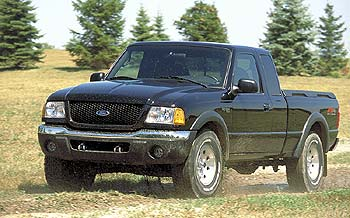 Used Vehicle Review: Ford Ranger, 1999 2002 ford