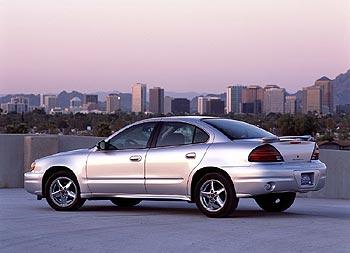 2003 Pontiac Grand Am SE