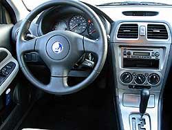 2005 Saab 9-2x Linear