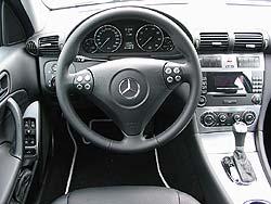 2005 Mercedes-Benz C230 Kompressor Sedan