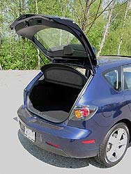 Test Drive: 2005 Mazda3 Sport GT car test drives mazda