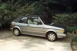 1989 Volkswagen Cabriolet