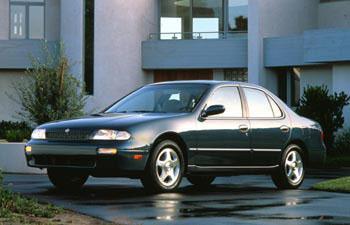 1993 Nissan altima SE