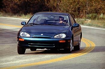 1995 Mazda MX-3 Precidia