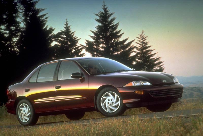 2001 Chevrolet Cavalier Ls Sedan. 1996 Chevrolet Cavalier LS