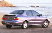 Used Vehicle Review: Hyundai Elantra, 1996 2000 used car reviews hyundai