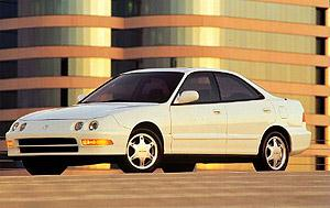 1996 Acura Integra GS-R Sedan