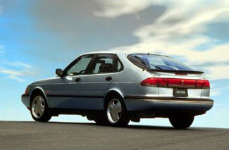 1996 Saab 900 SE Turbo 5-Door