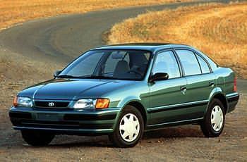 1996 Toyota Tercel CE