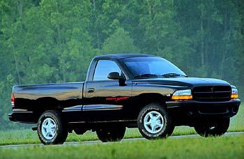 Used Vehicle Review: 1997 2000 Dodge Dakota  used car reviews trucks dodge