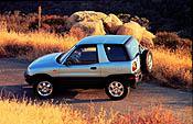 1997 Toyota RAV4 2 door