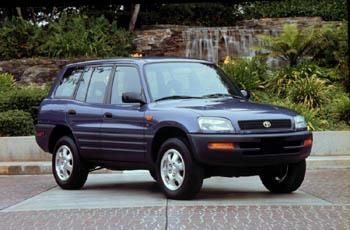 1997 Toyota RAV4 4 door 4x4
