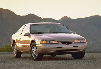 Used Vehicle Review: Ford Thunderbird, 1994 1997  ford