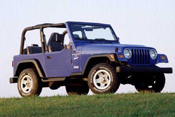1997 Jeep (Wrangler) TJ Sport