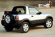 1998 Toyota RAV4 Soft Top