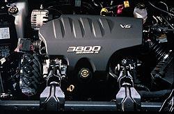 2001 3800 Series II for Chevrolet