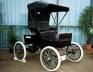 1901 Waverley Electric Road Wagon
