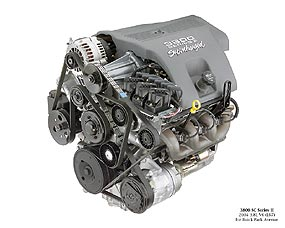 2004 3800 Series II supercharged