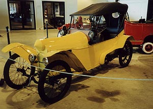 1914 Scripps-Booth Cycle Car