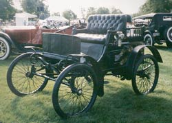1899 Packard, Number One