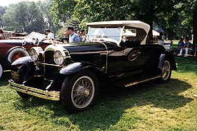 Motoring Memories: Duesenberg Model A motoring memories