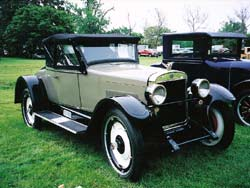 1923 Rickenbacker
