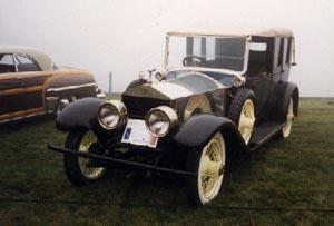 1923 Rolls Royce Silver Ghost