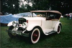 1928 Franklin Phaeton