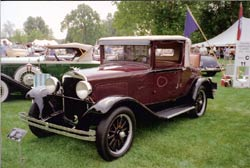 1929 Plymouth