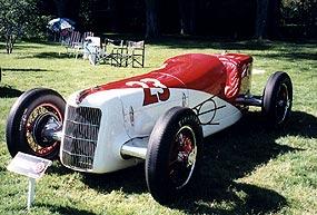 1935 Miller-Ford race car