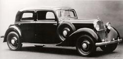 1936 Mercedes-Benz 260 diesel