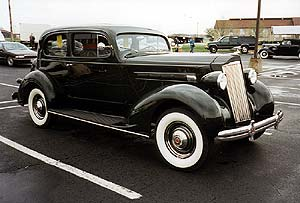 1936 Packard One-Twenty