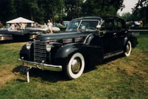 1938 Cadillac 60 Special
