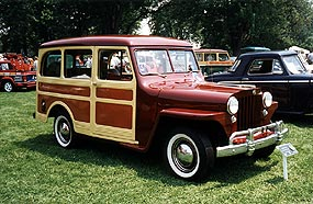1948 Willys Jeep All-Steel Station Wagon