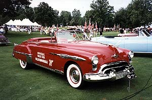 1949 Oldsmobile 'Rocket' 88