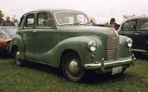 Austin A40 motoring memories classic cars