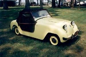 1950 Crosley Super Sport
