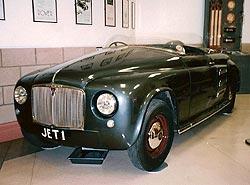 1950 Rover Jet