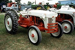 1951 Ford Model 8N tractor