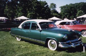 1953 Kaiser Golden Dragon