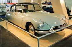 1955 Citroen DS19