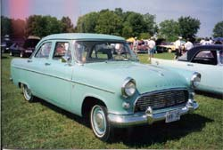1957 Ford Consul II