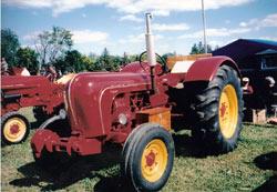 1960 60-hp Porsche Tractor